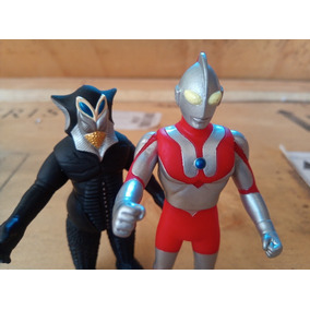 Ultraman E Monstro Alien Mephilas