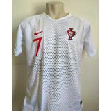 df7f3f6c09 Camisa Portugal Branca Cristiano Ronaldo no Mercado Livre Brasil