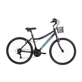 Bicicleta Schwinn Dakota Aro 26 Cesto 21 Velocidades Preto