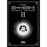 Manga Death Note Black Edition 2 Español - Importacion
