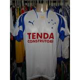 Camisa Cruzeiro Puma - Camisa Cruzeiro Masculina no Mercado Livre Brasil 9f708e6fc179d