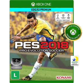 Game Microsoft Xbox One - Pes 2018