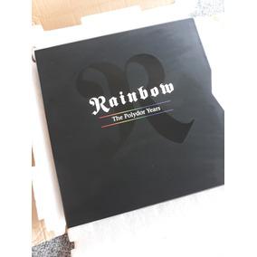 Box De Lps Rainbow - The Polydor Years