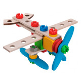 Simba Eichhorn Heros Constructor - Aeroplano Grande