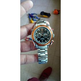 Reloj Omega Cloon 3500 Maquina Mitoya Cristal De Safiro