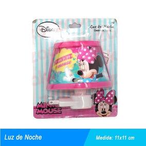 Luz De Noche Para Bebe Minnie Mouse