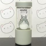Botella Agua Totoro