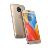 Celular Motorola E4 Plus Xt1773 16gb 4g Gold 13mp
