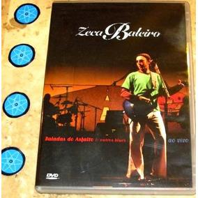 dvd zeca baleiro baladas do asfalto e outros blues
