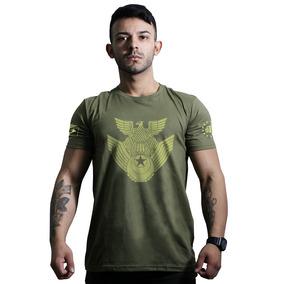 1f77881d7f Camisa Basica Verde Militar - Calçados