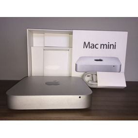 Mac Mini 2,5 Ghz Core I5, 10gb Ram, 500gb Hd (late 2012)