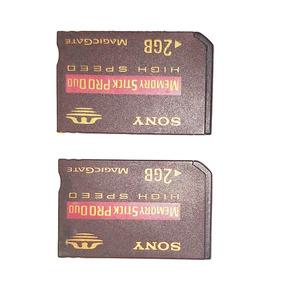 Kit 2 Memory Stick Pro Duo 2 Gb - Sony