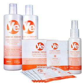 Kit Yellow Ye Extreme Therapy Power Treatment (4 Produtos)
