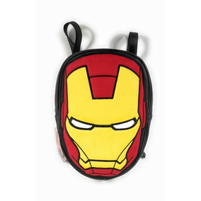 Marvel - Mochila Escolar De Iron Man
