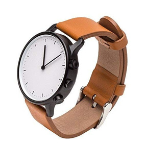Híbrido Smartwatch, Inteligente Reloj Zafiro Cristal Vidrio
