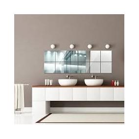 Espelhos De Vidro Para Banheiro - Kit Grande