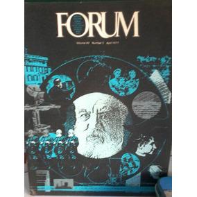 Revista Forum - Capa Alexandre Graham Bell