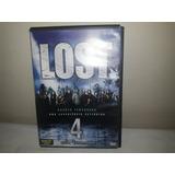 Dvd Filme Lost 4 Temporada Disco 4 Episódios 7&8 Dublado