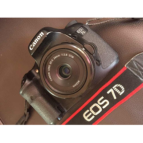 Canon Eos 7d (gran Oferta)