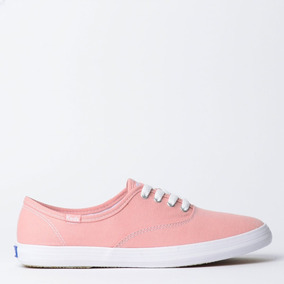 Tenis Keds Feminino Champion Woman Canvas Lona Rose