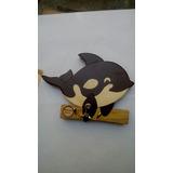 Portallaves De Madera De Pared Orca