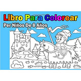 Libros Para Colorear Para Niños En Mercado Libre Colombia