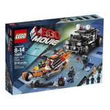 Lego The Lego Movie Super Cycle Chase Modelo 70808