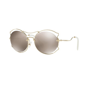 Oculos Miu Miu Redondo Original Shiny - Óculos no Mercado Livre Brasil 2fdbd23e38