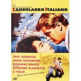 Dvd Candelabro Italiano - Troy Donahue, Suzanne Pleshette