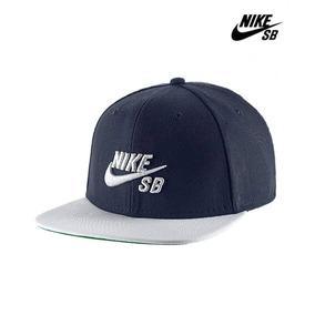 Gorra Nike Sb Icon Pro Azul blanco - Bordo azul Cap Trucker 68706bfa8e1