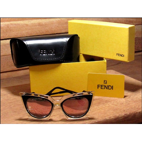5e0527f6f96af Oculos Fendi Orchidea Azul - Óculos no Mercado Livre Brasil