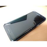 Galaxy S7 Edge Negro Telcel Con Todos Sus Accesorios
