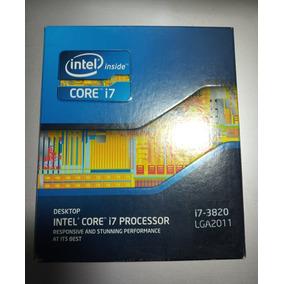Processador I7 Intel 3820 Lga 2011