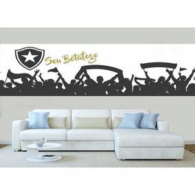2928945a3ecff Painel Adesivo Decorativo Para Parede - Time Botafogo