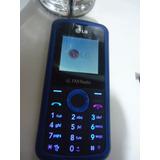 Celular Lg Kp109 Op Claro Funcionado Sem Carregador N0051