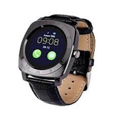 Relógio Inteligente Smartwash X3 Chip, Bluetooth, Face, Top