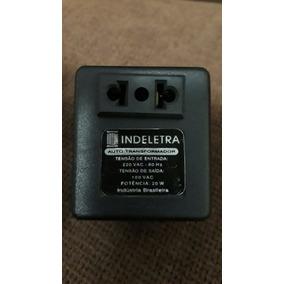 Auto Transformador Indeletra 220-110 Direto Na Tomada