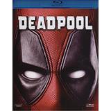 Deadpool (2016) Marvel Ryan Reynolds Blu-ray