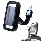 Suporte Impermeavel Celular Bike Bicicleta Moto Gps Case