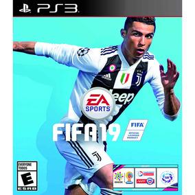 Juego Ps3 Ea Sports Fifa 19