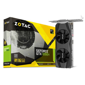 Placa De Video 4gb Zotac Gtx1050 Ti Low Profile Factura A/b