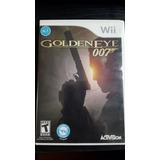 Goldeneye 007 Juego Nintendo Wii