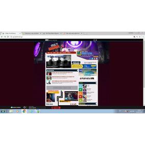 Website Administrativo Para Webradio