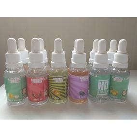 Kit 4 Essência Cigarro Eletrônico -vaper Jull Sem Nicotina