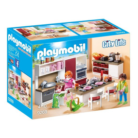 Playmobil 9269 City Life La Cocina Original Intek