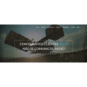 Tenha Um Site Institucional Para Sua Empresa