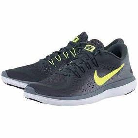 Nike Flex 2017 Rn - Tênis Preto no Mercado Livre Brasil 227e805cdb8