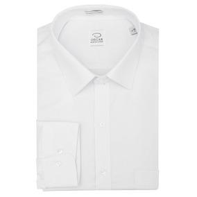 Camisas Oscar De La Renta Blanca - Ropa 6533b032c6c0a