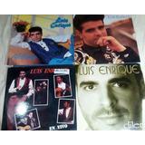 Luis Enrique( Disco De Vinil)
