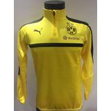 Camisa Importada Puma Borussia Dortmund - Tam.  13 14 Anos fa2e2e2e96421